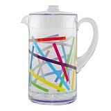 Zak! designs - United Colors of Benetton - Logomania - dzbanek