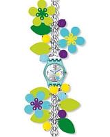 swatch zegarek damski