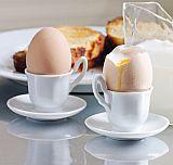 podstawki do jajek - filiżanki