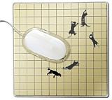 Podkładka pod mysz - koty