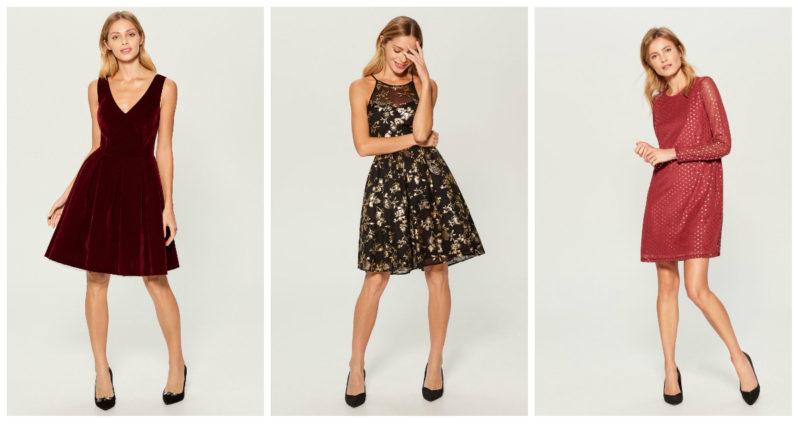 88990a4bb4 Świąteczne sukienki - Pomysły na zakupy