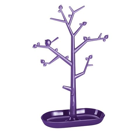 drzewko fioletowe