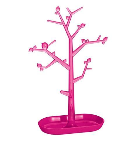 drzewko różowe